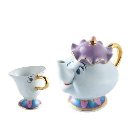 Beauty And The Beast Tea Set Teapot - 30% OFF + FREE SHIPPING