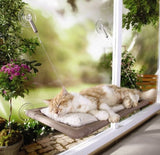 Window Mounted Cat Bed - 50% OFF + FREE SHIPPING