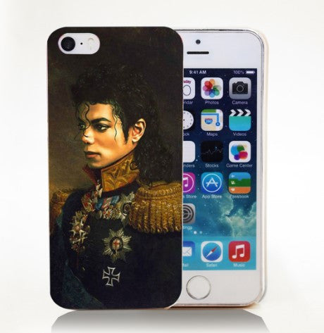 Michael Jackson Art Case Cover - Iphone - 60% OFF + FREE SHIPPING