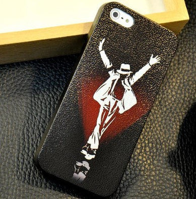 Michael Jackson Style Case Cover- Iphone - 60% OFF + FREE SHIPPING