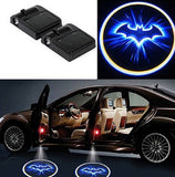 Wireless Batman Blue Light Car Door Led Laser 2pcs - 60% OFF + FREE SHIPPING
