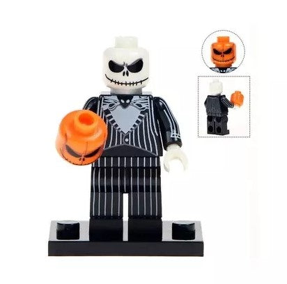 Jack Building Block Figure