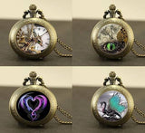 DRAGONS POCKET WATCH - 60% OFF + FREE SHIPPING