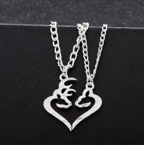 Buck & Doe Necklace Kissing Necklaces - 70% OFF + FREE SHIPPING