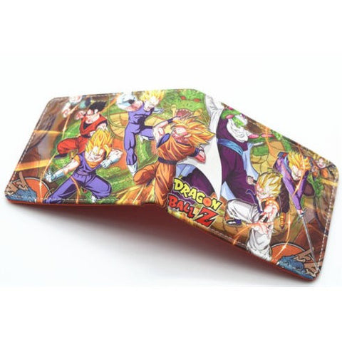Dragon Ball Z Green Wallet - 35% OFF + FREE SHIPPING