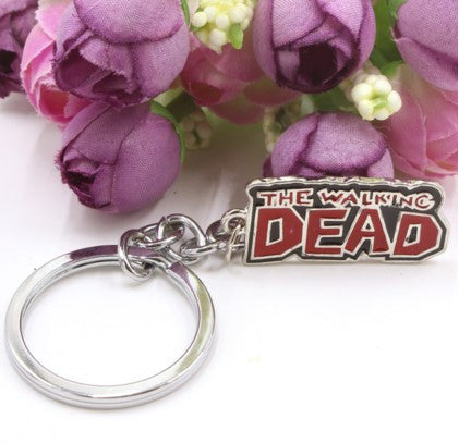 Walking Dead Key Chain