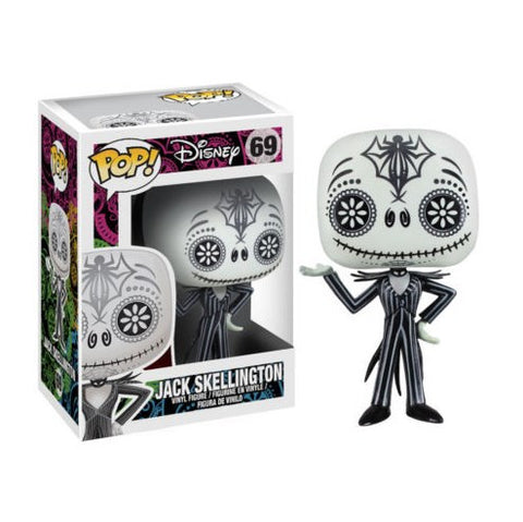 Jack Skellington Vinyl Action Figure - 50% OFF + FREE SHIPPING