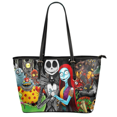 Jack Skellington Leather Bag - 50% OFF + FREE SHIPPING