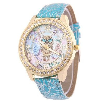 Owl Fashion Watch - 50% OFF + FREE SHIPPING