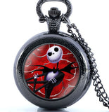 Jack Skellington Pocket Watch - 60% OFF + FREE SHIPPING