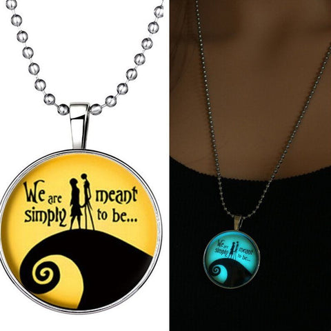 Jack Glow in Dark Necklace - 50% OFF + FREE SHIPPING
