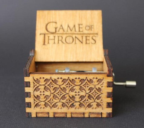 Game of Thrones Theme Music Box - 50% OFF + FREE SHIPPING