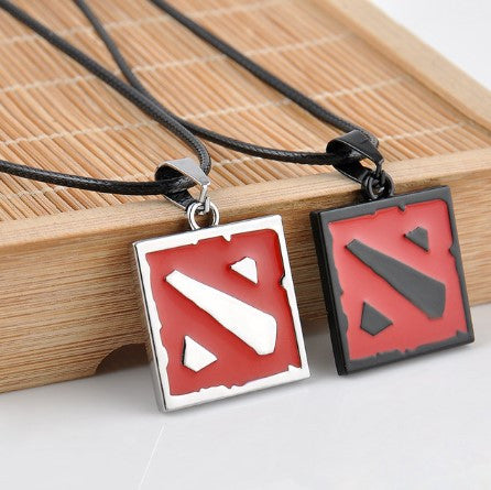 Dota 2 Pendant Necklace - 60% OFF + FREE SHIPPING