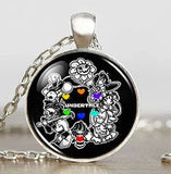 Undertale Fans Necklace