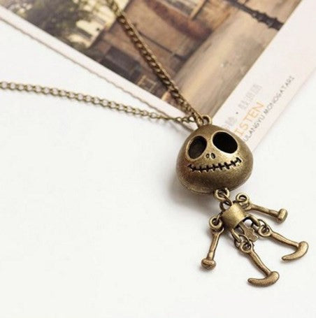 Skully Necklace - 60% OFF + FREE SHIPPING