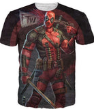 Deadpool For The Win T-Shirt - 50% OFF + FREE SHIPPING