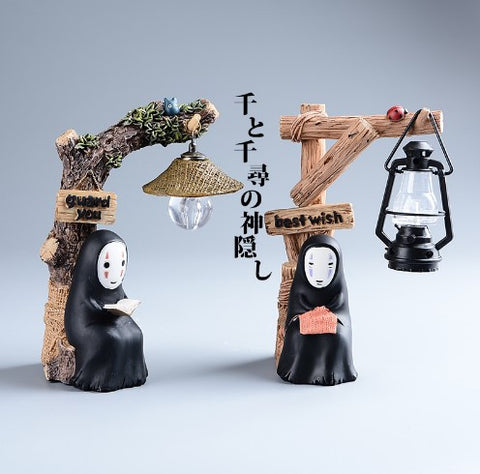 SPIRITED AWAY NO FACE MINI LAMP - 50% OFF + FREE SHIPPING
