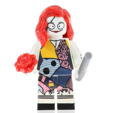 Sally Building Block Figure - 50% OFF