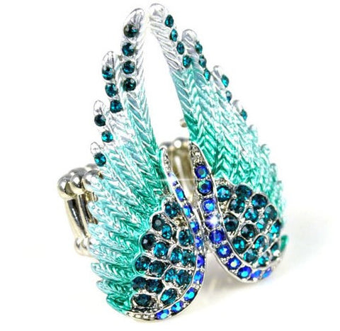 Angel Wing Fashion Colors Ring - 60% OFF + FREE SHIPPING