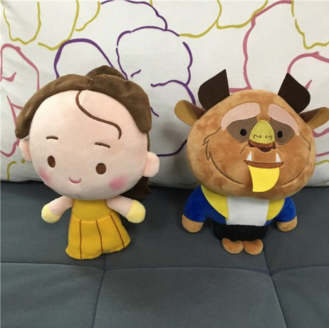 Beauty and the Beast Plush Toys 2Pcs Set - 50% OFF + FREE SHIPPING