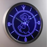 Invader Zim Neon Light Wall Clock - 50% OFF + FREE SHIPPING
