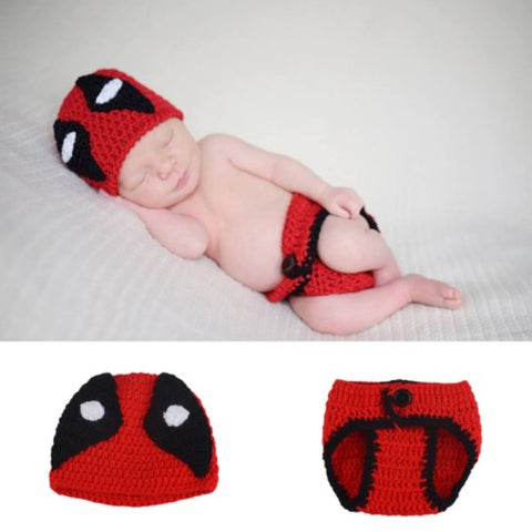 Deadpool Baby Costume - 50% OFF + FREE SHIPPING