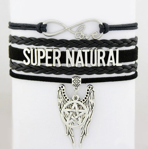 Supernatural Angel Wings Bracelet