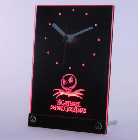 Jack LED Table Clock - 50% OFF + FREE SHIPPING
