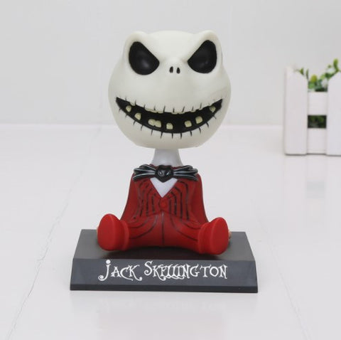 Jack Bobble Head - 50% OFF + FREE SHIPPING