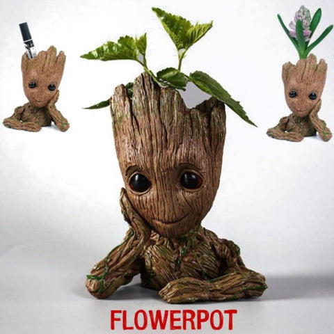 Baby Groot Flowerpot - 50% OFF + FREE SHIPPING