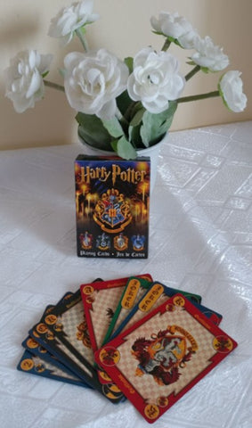 Harry Potter Playing Cards - 50% OFF
