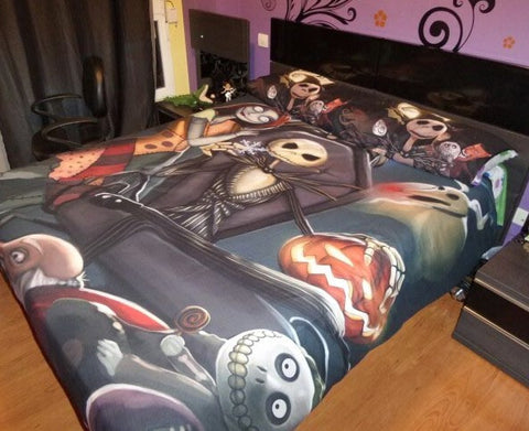 the nightmare before christmas bedding set 50 off free shipping - Nightmare Before Christmas Bedding Queen