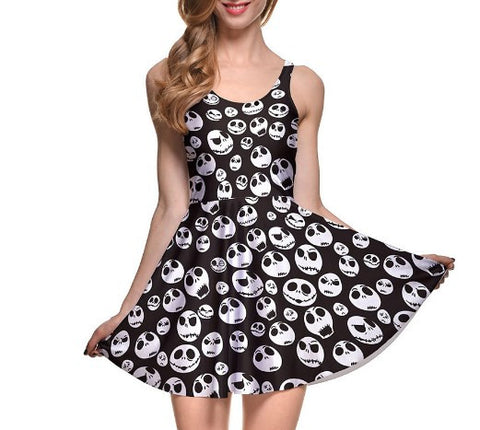 Nightmare Before Christmas Dress  - 50% OFF + FREE SHIPPING