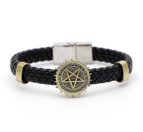 Supernatural Star Bracelet