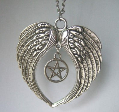 New Supernatural Guardian Angel Wings Necklace - 60% OFF + FREE SHIPPING