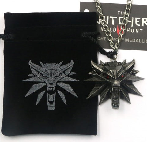 Witcher 3 Wild Hunt Necklace - 60% OFF + FREE SHIPPING