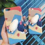 3D Soft Silicone Squishy Animal Phone Case - 50% OFF + FREE SHIPPING