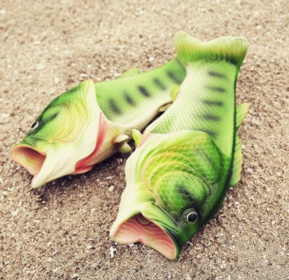 Fish Beach Slippers