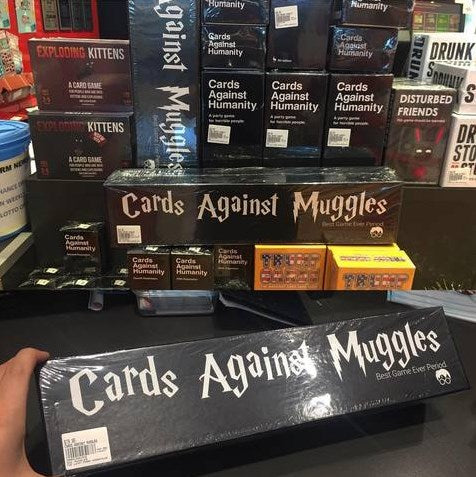 CARDS AGAINST MUGGLES (1440 cards) - SAVE 50% TODAY