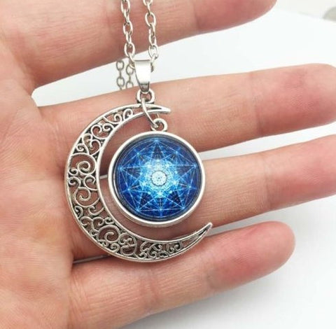 Moon Supernatural Blue Star Necklace - 75% OFF + FREE SHIPPING