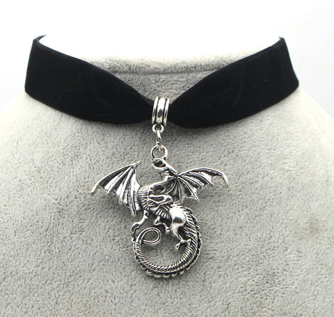 Special Targaryen Dragon Necklace - 50% OFF + FREE SHIPPING