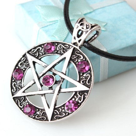 Supernatural Vintage Star Gothic Necklace - 60% OFF + FREE SHIPPING