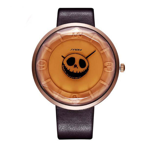 Jack Fashion Leather Watch - 50% OFF +FREE SHIPPING