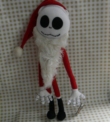 New Jack Santa Plush Toy - 50% OFF + FREE SHIPPING