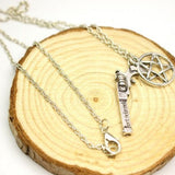 Supernatural Pistol Necklace
