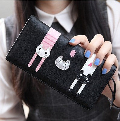 Adorable Kittens Wallet - 50% OFF + FREE SHIPPING