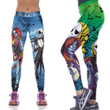 New Jack & Sally Leggings - Limited Edition!