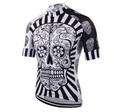Professional Cycling Short Sleeve Jersey