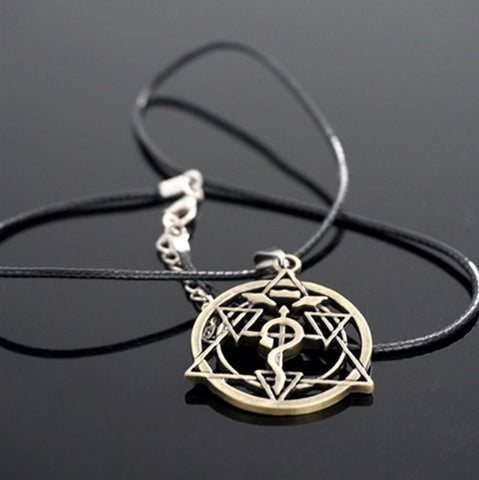 Fulllmetal Alchemist Necklace