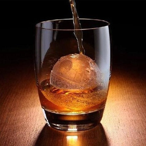 Death Star Ice Cube Mold Edition - 50% OFF + FREE SHIPPING